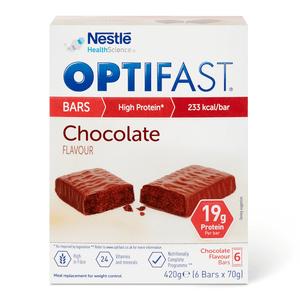 OPTIFAST Meal Bar - Chocolate - Box of 6