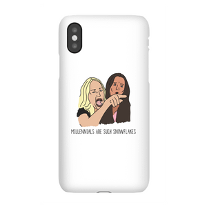 Millennials Are Such Snowflakes Phone Case for iPhone and Android