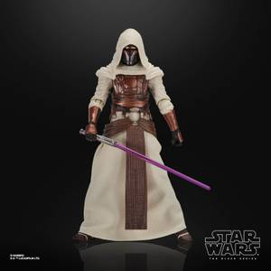 Hasbro Star Wars The Black Series Gaming Greats Jedi Knight Revan Action Figure