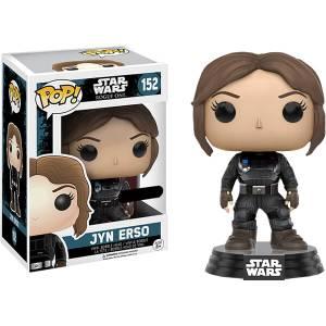 Star Wars: Rogue One - Jyn Erso Trooper Figura Funko Pop! Vinyl
