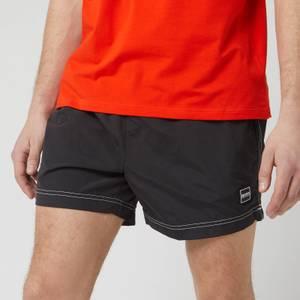 BOSS Men's Tuna Swim Shorts - Black