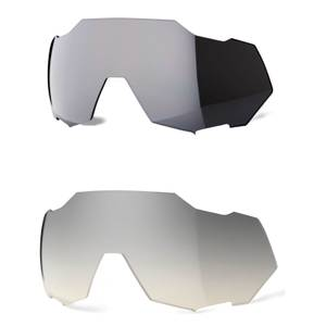 100% Speedtrap Replacement Mirror Lens