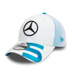 2020 White Stoffel Vandoorne Driver #5 9FORTY Cap