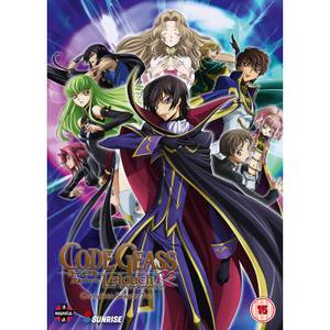 Code Geass: Lelouch of the Rebellion: Complete Season Two