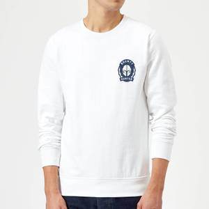 The Mandalorian Bounty Hunter Sweatshirt - White