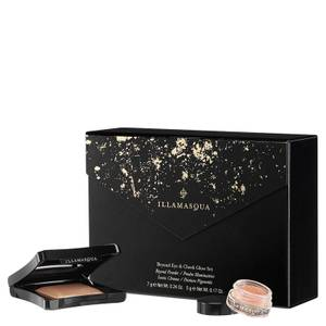 Illamasqua Beyond Eye and Cheek Glow Set - Epic
