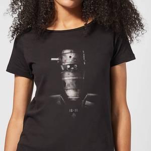 The Mandalorian IG-11 Poster Women's T-Shirt - Black