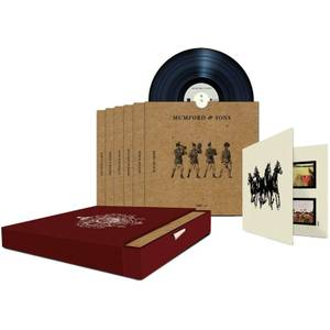 "Mumford & Sons - Sigh No More Limited Edition 7"" Collectors Box Set"