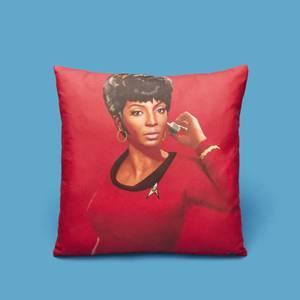 Uhura Square Cushion