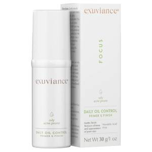 Exuviance Daily Oil Control Primer and Finish 1 oz