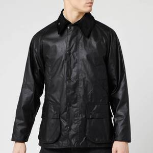 Barbour Heritage Men's Bedale Wax Jacket - Black