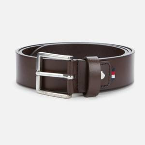 Tommy Hilfiger Men's Urban Denton Leather Belt - Testa Di Moro