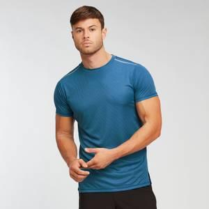 MP Men's Training Grid T-Shirt - Pilot Blue