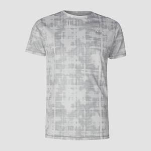 Training Grid T-Shirt - Weiß