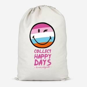 Collect Happy Days Storage Bags Cotton Storage Bag