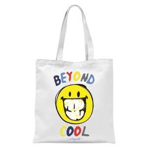 Beyond Cool Tote Bag - White