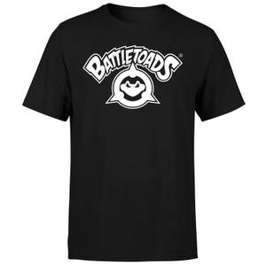 Battle Toads Glow In The Dark T-Shirt - Black