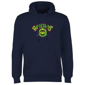 Battle Toads Insignia Hoodie - Navy