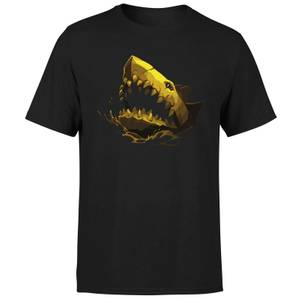 Sea of Thieves Gilded Megalodon T-Shirt - Black