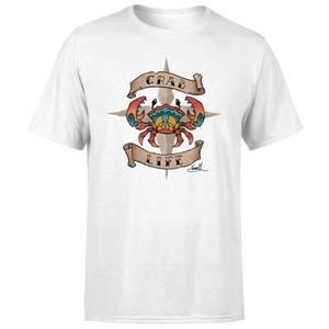 Sea of Thieves Crab Life T-Shirt - White