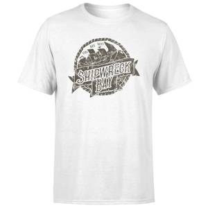 Sea of Thieves Ship Wreck Bay T-Shirt - White