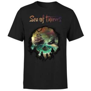 Sea of Thieves Reapers Mark T-Shirt - Black