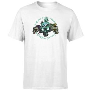 Sea of Thieves Triple Skulls T-Shirt - White
