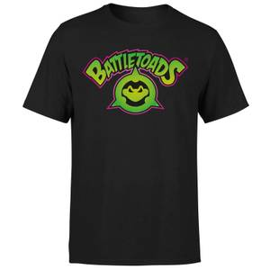 Battle Toads Insignia T-Shirt - Black
