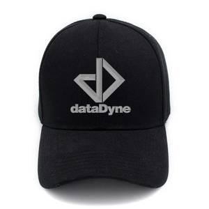 Perfect Dark Datadyne Embroidered Black Cap