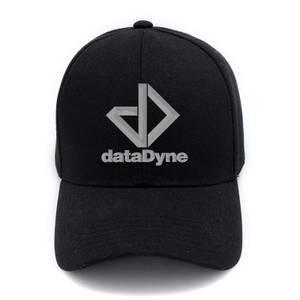 Perfect Dark Datadyne Embroidered Black Cap