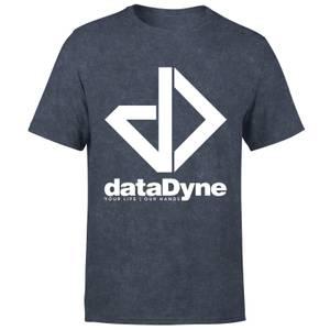 Perfect Dark Datadyne T-Shirt - Navy Acid Wash