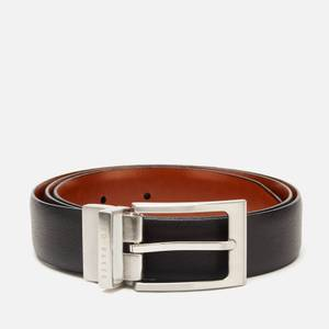 Ted Baker Men's Karmer Reversible Belt - Black