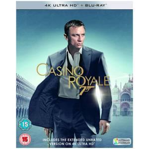 Casino Royale - 4K Ultra HD (Blu-ray 2D inclus )