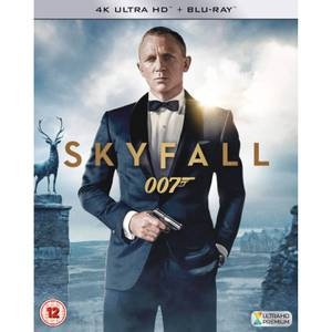 Skyfall - 4K Ultra HD (Includes 2D Blu-ray)