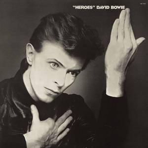 """David Bowie - """"Heroes"""" LP"""