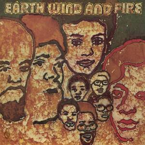 Earth, Wind & Fire - Earth, Wind & Fire LP