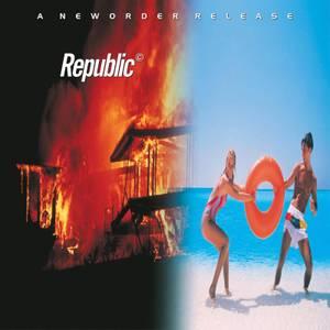 New Order - Republic LP