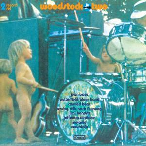 Various Artists - Woodstock Two LP