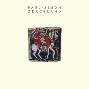 Paul Simon - Graceland LP