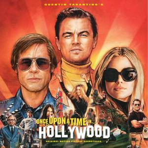 Quentin Tarantino's Once Upon a Time in Hollywood LP