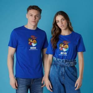 T-shirt Sega Alex Kidd - Bleu - Unisexe