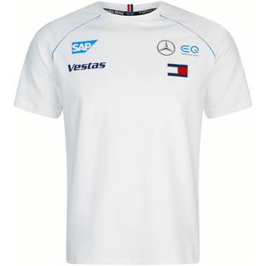 2020 Men's White Team T-Shirt