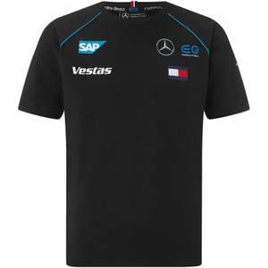 2020 Kid's Black Replica Team T-Shirt