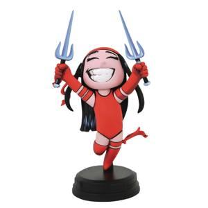 Diamond Select Marvel Animated Elektra Statue