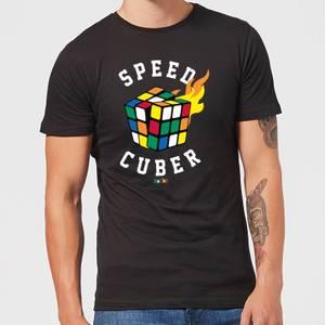 Speed Cuber Men's T-Shirt - Black