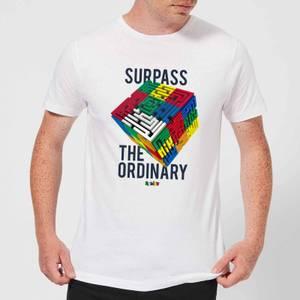 Surpass The Ordinary Men's T-Shirt - White
