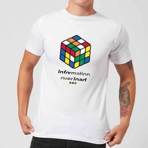 Information Overload Men's T-Shirt - White