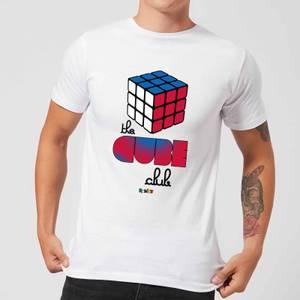 The Cube Club Men's T-Shirt - White