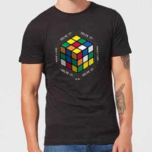 Solve It! Men's T-Shirt - Black