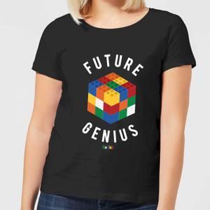 Future Genius Women's T-Shirt - Black